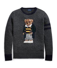 Polo ベア ウール セーター