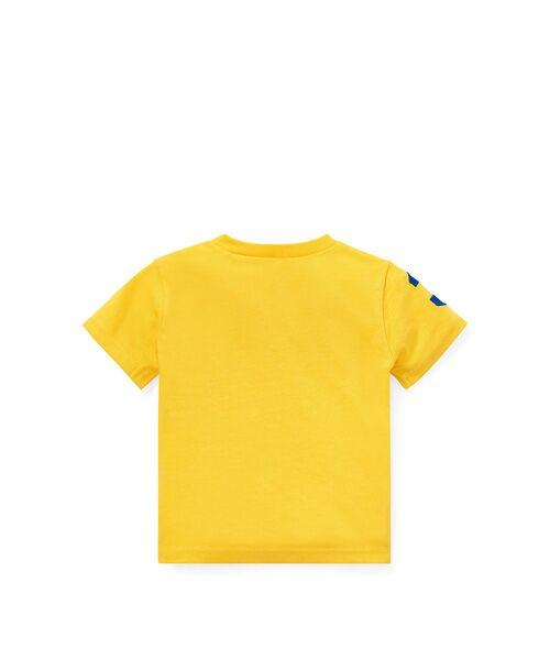 POLO RALPH LAUREN / ポロ ラルフ ローレン Tシャツ | (ベビー)Big Pony コットン ジャージー Tシャツ | 詳細1