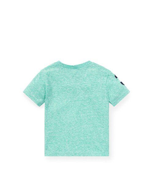 POLO RALPH LAUREN / ポロ ラルフ ローレン Tシャツ | (ベビー)Big Pony コットン ジャージー Tシャツ | 詳細2