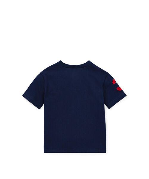 POLO RALPH LAUREN / ポロ ラルフ ローレン Tシャツ | (ベビー)Big Pony コットン ジャージー Tシャツ | 詳細4