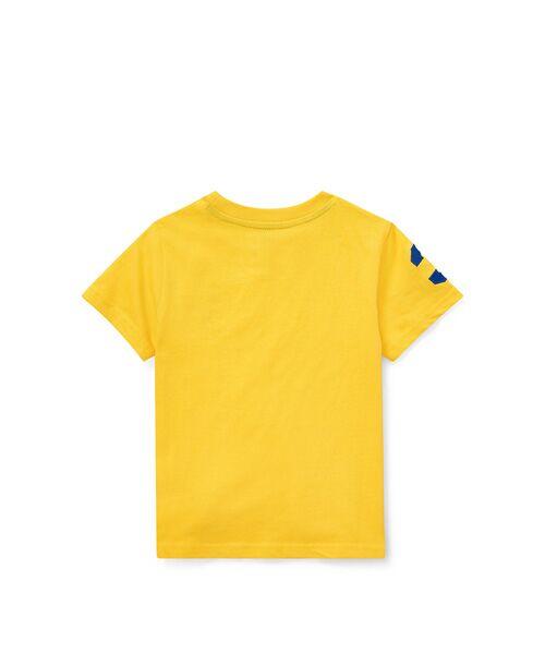 POLO RALPH LAUREN / ポロ ラルフ ローレン Tシャツ | (ボーイズ 2才~4才)Big Pony コットン ジャージー Tシャツ | 詳細2