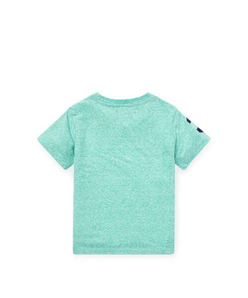 POLO RALPH LAUREN / ポロ ラルフ ローレン Tシャツ | (ボーイズ 2才~4才)Big Pony コットン ジャージー Tシャツ | 詳細3