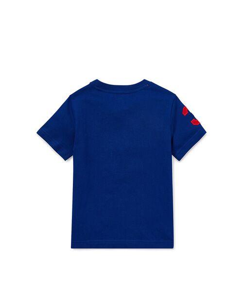 POLO RALPH LAUREN / ポロ ラルフ ローレン Tシャツ | (ボーイズ 2才~4才)Big Pony コットン ジャージー Tシャツ | 詳細4