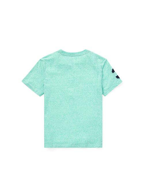 POLO RALPH LAUREN / ポロ ラルフ ローレン Tシャツ   (ボーイズ 8才~20才)コットン ジャージー クルーネック Tシャツ   詳細2