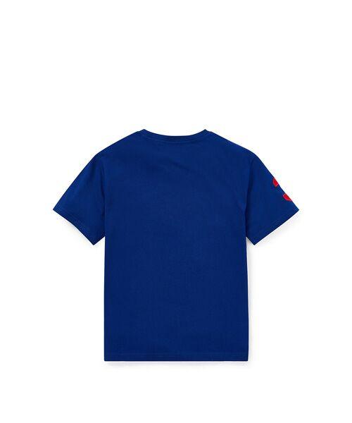 POLO RALPH LAUREN / ポロ ラルフ ローレン Tシャツ   (ボーイズ 8才~20才)コットン ジャージー クルーネック Tシャツ   詳細4