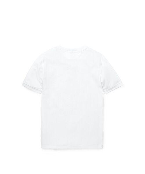 POLO RALPH LAUREN / ポロ ラルフ ローレン Tシャツ | (ボーイズ 8才~20才)コットン メッシュ ヘンリーネック シャツ | 詳細1