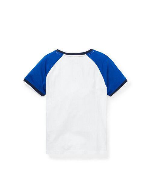 POLO RALPH LAUREN / ポロ ラルフ ローレン Tシャツ   (ボーイズ 2才~4才)コットン ジャージー グラフィック Tシャツ   詳細1
