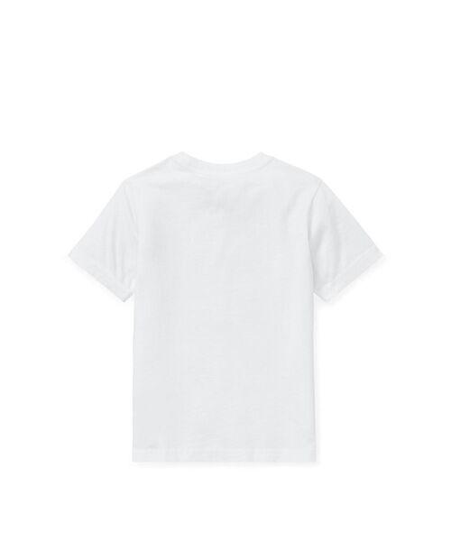 POLO RALPH LAUREN / ポロ ラルフ ローレン Tシャツ | (ボーイズ 2才~4才)コットン ジャージー グラフィック Tシャツ | 詳細1