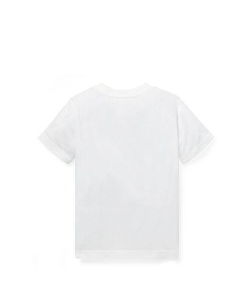 POLO RALPH LAUREN / ポロ ラルフ ローレン Tシャツ | (ボーイズ 2才~4才)ペイントスプラッター コットン Tシャツ | 詳細1