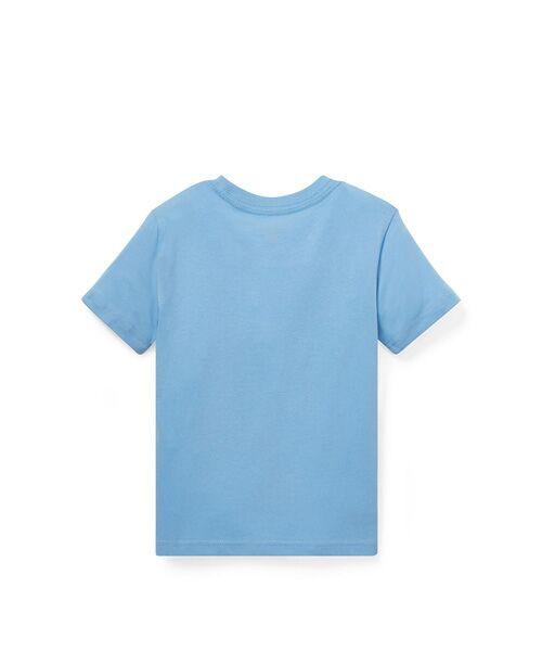 POLO RALPH LAUREN / ポロ ラルフ ローレン Tシャツ | (ボーイズ 2才~4才)ペイントスプラッター コットン Tシャツ | 詳細2