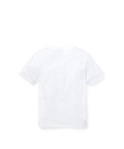 POLO RALPH LAUREN / ポロ ラルフ ローレン Tシャツ | (ボーイズ 8才~20才)ペイントスプラッター コットン Tシャツ | 詳細1