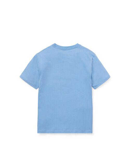 POLO RALPH LAUREN / ポロ ラルフ ローレン Tシャツ | (ボーイズ 8才~20才)ペイントスプラッター コットン Tシャツ | 詳細2