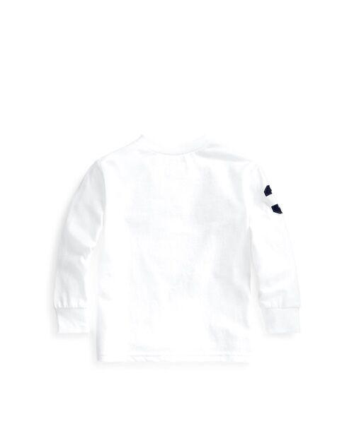 POLO RALPH LAUREN / ポロ ラルフ ローレン カットソー   コットン ジャージー Tシャツ   詳細1