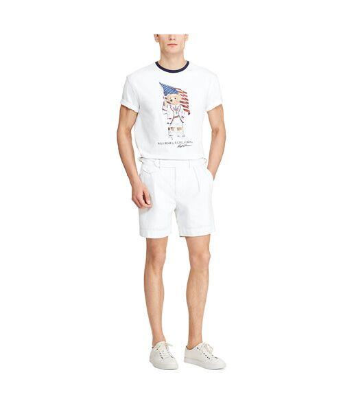 POLO RALPH LAUREN / ポロ ラルフ ローレン Tシャツ | カスタム スリムフィット Polo ベア Tシャツ | 詳細1