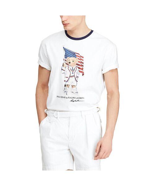 POLO RALPH LAUREN / ポロ ラルフ ローレン Tシャツ | カスタム スリムフィット Polo ベア Tシャツ | 詳細2