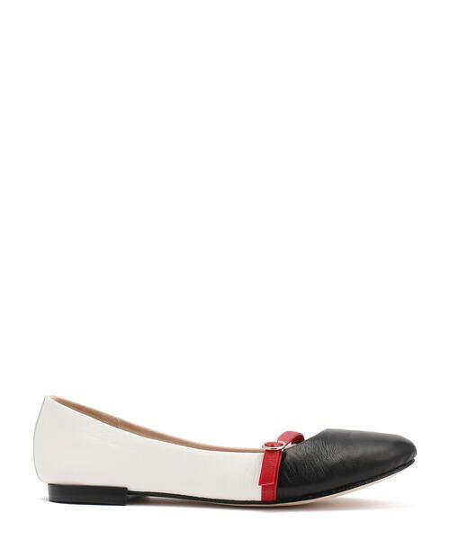 Repetto / レペット フラットシューズ | Sia Babies【New Size】(Black and Silver)