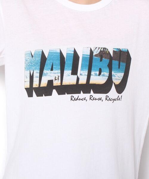 RIVE DROITE / リヴドロワ Tシャツ | 【RXMANCE(ロマンス)】malibu Tシャツ | 詳細11
