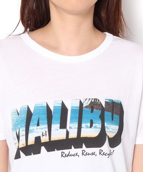 RIVE DROITE / リヴドロワ Tシャツ | 【RXMANCE(ロマンス)】malibu Tシャツ | 詳細7