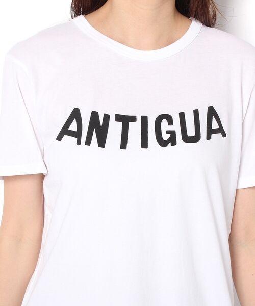 RIVE DROITE / リヴドロワ カットソー | 【RXMANCE(ロマンス)】AntiguaTシャツ | 詳細2