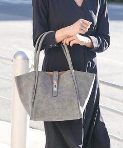 毎日使う通勤バッグ。使い勝手がよいのはもちろん、女性らしい素敵なバッグがいい!