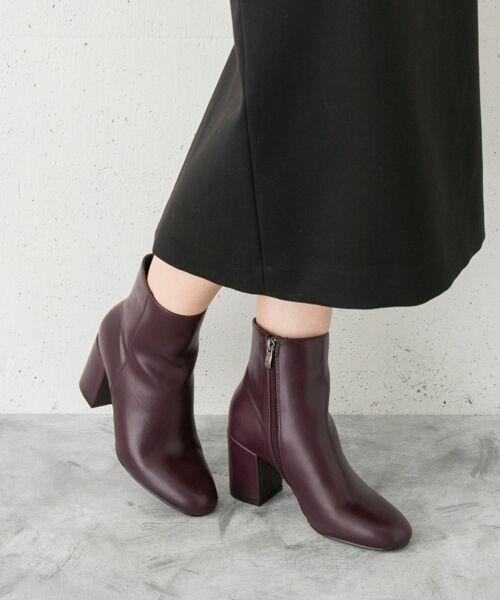 RODE SKO / ロデスコ ブーツ(ショート丈) | ARIADNA プレーンアンクルブーツ | 詳細5