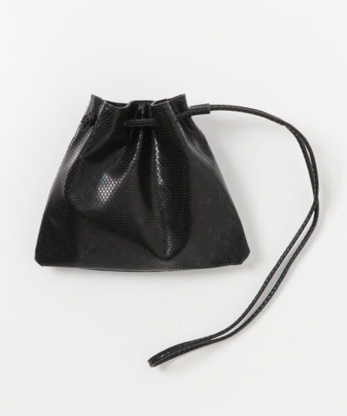 RODE SKO / ロデスコ ハンドバッグ   ALONDRA かたほうキンチャク   詳細14