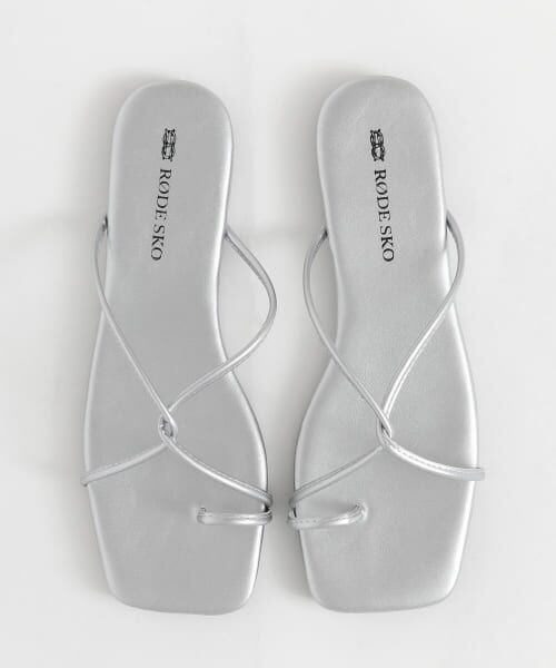 RODE SKO / ロデスコ サンダル   HETA 細ストラップサンダル   詳細12