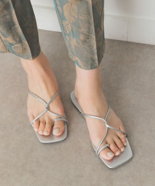 RODE SKO / ロデスコ サンダル   HETA 細ストラップサンダル   詳細2
