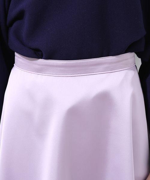 ROPE' / ロペ スカート | 【2WAY】リバーシブルフレアースカート | 詳細4