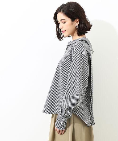 ROPE' / ロペ シャツ・ブラウス | 3WAYシャツ | 詳細2