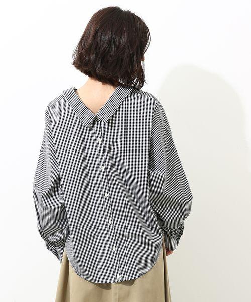 ROPE' / ロペ シャツ・ブラウス | 3WAYシャツ | 詳細3