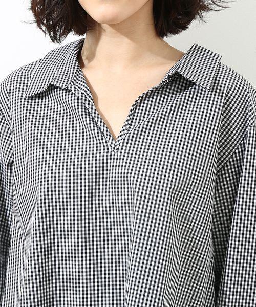 ROPE' / ロペ シャツ・ブラウス | 3WAYシャツ | 詳細4