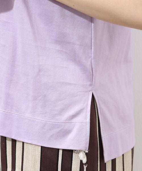 ROPE' / ロペ Tシャツ | 【Oggi 7月号掲載】天竺カットノースリーブ | 詳細8