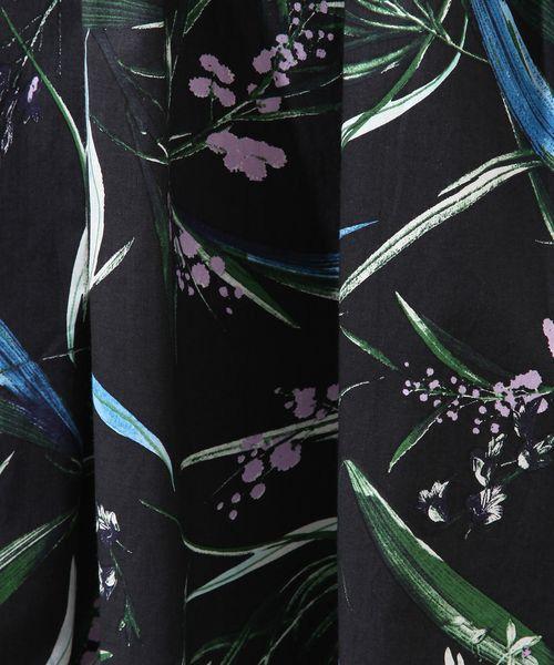 ROPE' / ロペ ロング・マキシ丈スカート | ボタニカルプリントスカート | 詳細11
