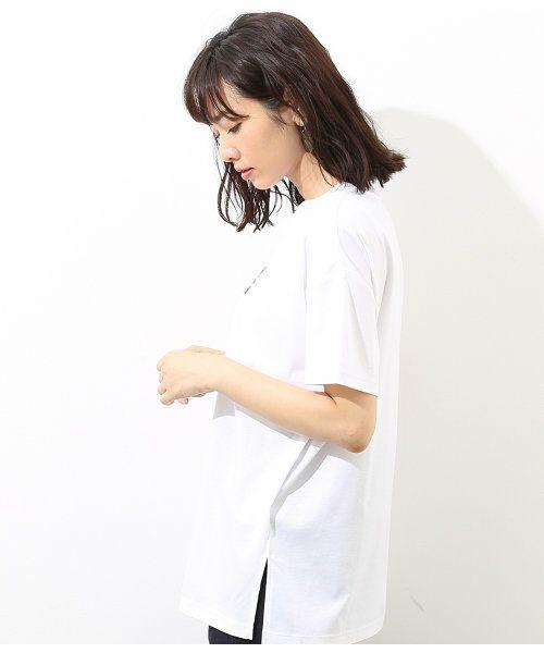 ROPE' / ロペ カットソー | 【edenworks×ROPE'】プリントチュニック | 詳細4