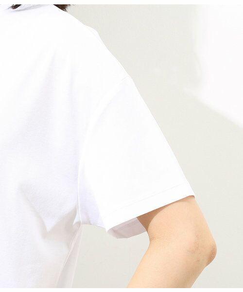 ROPE' / ロペ カットソー | 【edenworks×ROPE'】プリントチュニック | 詳細7