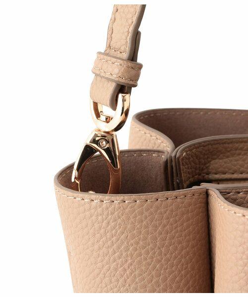ROPE' / ロペ トートバッグ | 【一部予約】【WEB限定】【A4サイズ対応】【新色追加】バンブーハンドルバッグ(L) | 詳細27