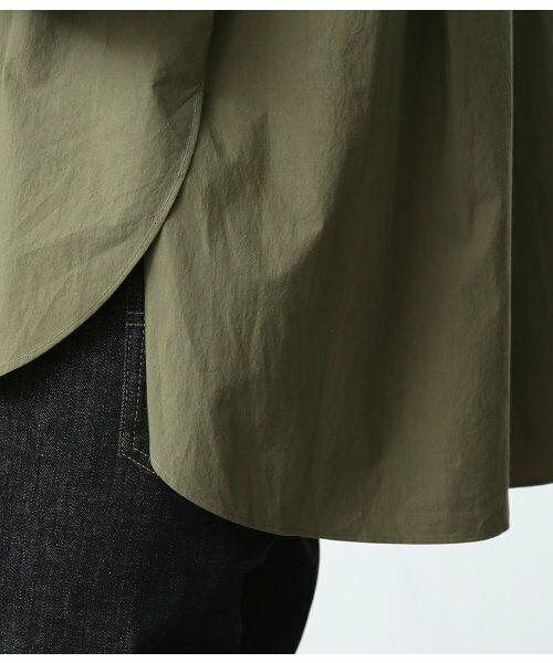 ROPE' / ロペ シャツ・ブラウス | 【2WAY】タイプライターシャツ | 詳細16