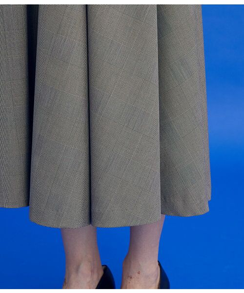 ROPE' / ロペ ワンピース | 【ロペシスターズコレクション 辻直子監修】グレンチェックワンピース | 詳細8