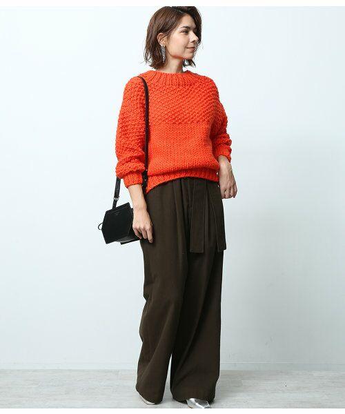 ROPE' / ロペ ニット・セーター | ロービングハンドニット | 詳細12