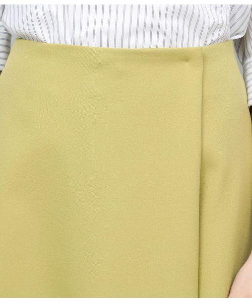 ROPE' / ロペ スカート | フロントタックフレアスカート | 詳細5