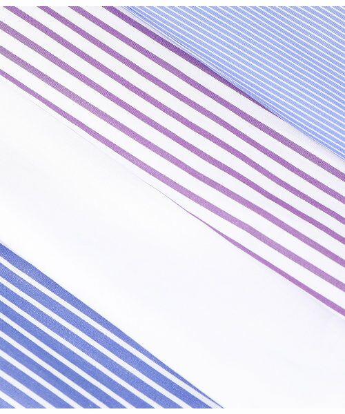 ROPE' / ロペ シャツ・ブラウス | 【THOMAS MASON】【2WAY】レギュラーシャツ | 詳細14