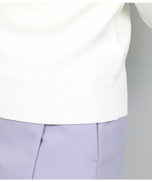 ROPE' / ロペ ニット・セーター | 【ドラマ着用】無地ボートネックプルオーバー | 詳細7