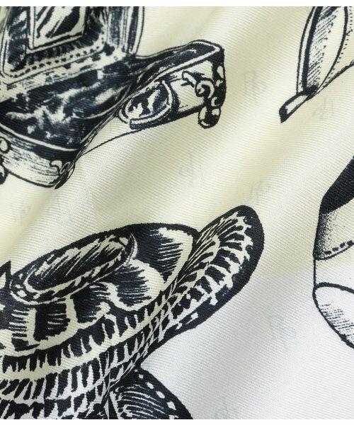 ROPE' / ロペ バンダナ・スカーフ | リバイバル柄スカーフ(S) | 詳細2