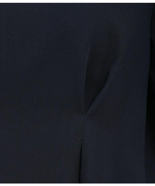 ROPE' / ロペ サロペット・オールインワン   【WEB限定】【SS/S/Lサイズあり】【結婚式にも】ダブルクロスパンツセットアップ   詳細15