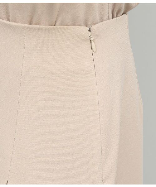 ROPE' / ロペ サロペット・オールインワン | 【WEB限定】【SS/S/Lサイズあり】【結婚式にも】ストレッチポンチスカートセットアップ | 詳細13