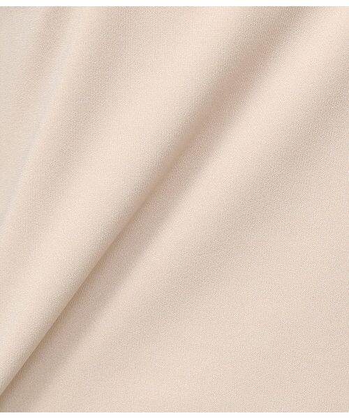 ROPE' / ロペ サロペット・オールインワン | 【WEB限定】【SS/S/Lサイズあり】【結婚式にも】ストレッチポンチスカートセットアップ | 詳細14