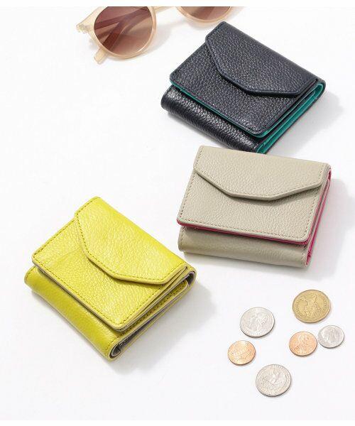 バッグや名刺入れ、お財布など。春は小物を刷新!