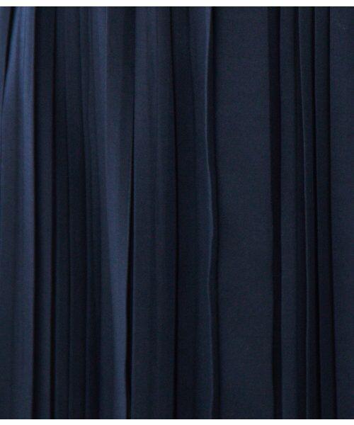 ROPE' / ロペ ワンピース | 【ベルト付き】ダンガリー切替プリーツワンピース | 詳細10