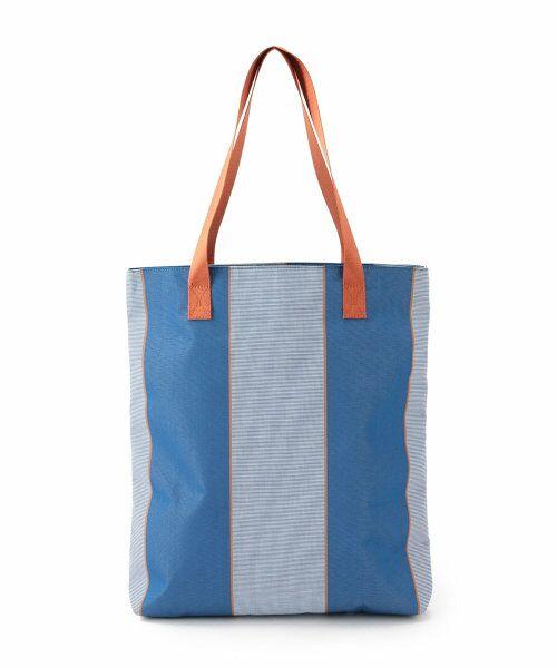 ROPE' / ロペ トートバッグ | 【A4サイズ対応】ストライプトートバッグ | 詳細4